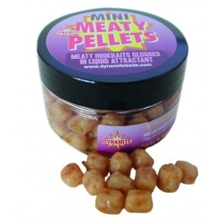 Dynamite Baits Mini Meaty Pellets 46g 8-10mm