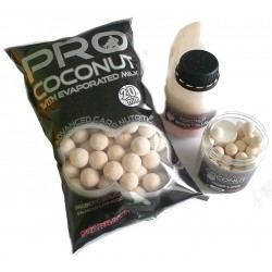 StarBaits Pro Coconut Boilies 1kg