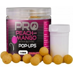StarBaits Pop-Up Probiotic Peach Mango 60g