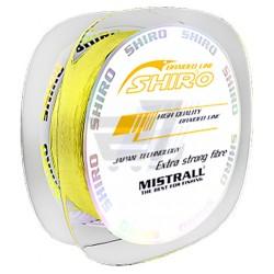 Mistrall Shiro Extra Strong 150 m žltá