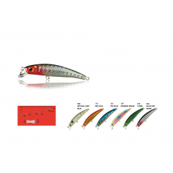 Nomura Nano Jerk 4,8cm, 2,1g Red Gold