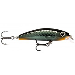 Rapala Ultra Light Minnow CBN (Carbon)