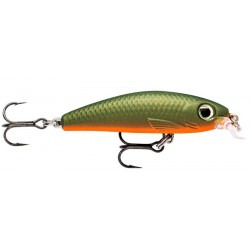 Rapala Ultra Light Minnow GAU (Green Army UV)