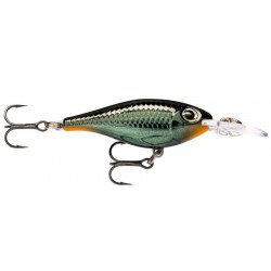 Rapala Ultra Light Shad CBN (Carbon)