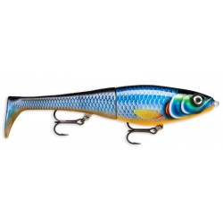 Rapala X-Rap Peto BGH (Blue Ghost)