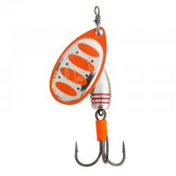 Savage Gear Rotex Spinner Orange Silver veľ.1 3,5g