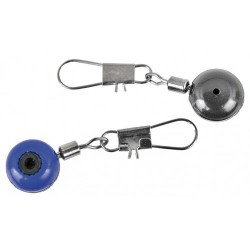 Carpzoom big head swiwels with interlock snap