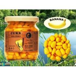 Cukk Kukurica bez nálevu Banán 125g