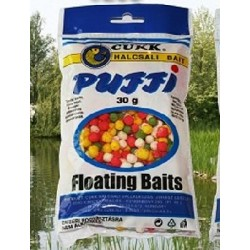 Cukk Puffa mix (mini,stredná) Pečeň 30g