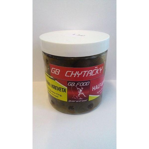 Garantbaits Chytacie Boilies potápavé 14,16,20mm 250 ml