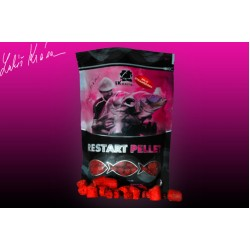 LK Baits ReStart Pellet Wild Strawberry 12/17mm 1kg
