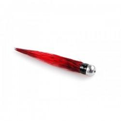 RedBASS Hauserovo pero 3ks - Červená