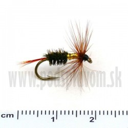 RVFLY Mucha Gold Black 15mm