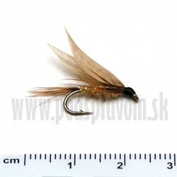 RVFLY Mucha Marcovka natur 15mm