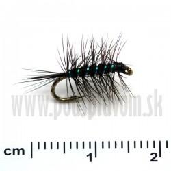 RVFLY Mucha Palmer čierna 15mm