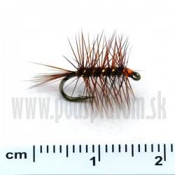 RVFLY Mucha Palmer medená 15mm