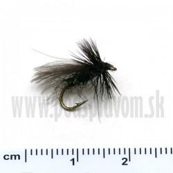 RVFLY Mucha Potočník čierny 15mm