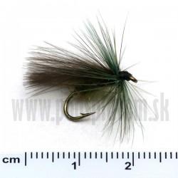 RVFLY Mucha Potočník olivovo-zelený 15mm