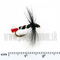 RVFLY Mucha Zulu Black 15mm
