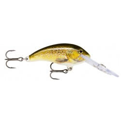 Rapala Shad Dancer TRL (Live Brown Trout)