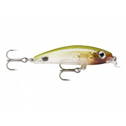 Rapala Ultra Light Minnow GDAU (Glass Dot Ayu UV)