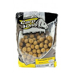 CARPONLY Boilies Pineapple Fever (ananás) 1kg