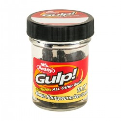 BERKLEY GULP HONEY WORM BLACK