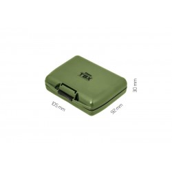 Krabica Delphin TBX Duo 105-18P 105x92x30mm