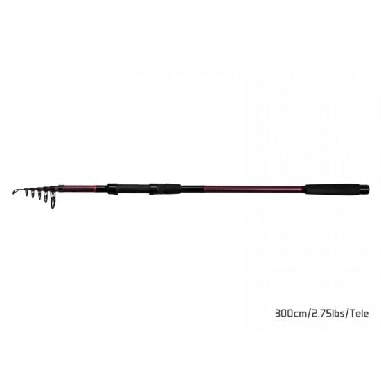 Delphin TAIGA NXT 300cm/2,75lbs/Tele