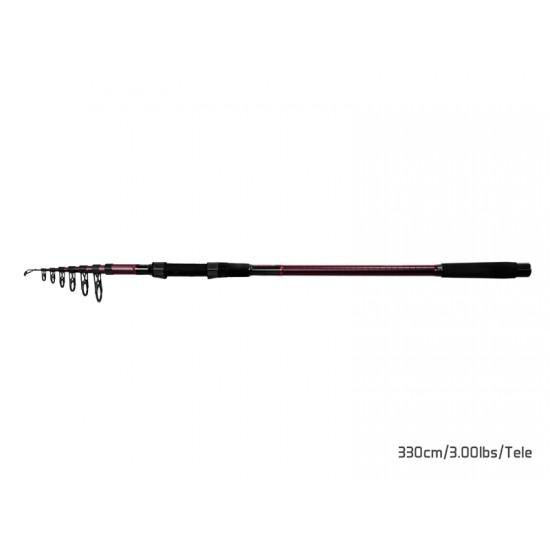 Delphin TAIGA NXT 330cm/3,00lbs/Tele