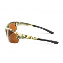 Polarizačné okuliare Delphin SG FOREST HF / Half FRAME