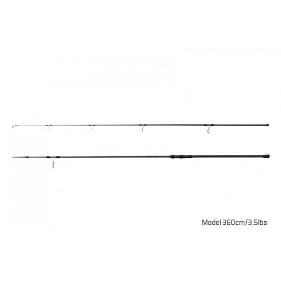 Delphin ORBIT / 2 diely 390cm/3,5lbs