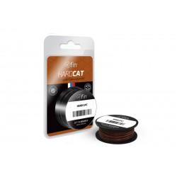 FIN HARD CAT hook line 10m/červ.hn 0,80mm 78,2kg