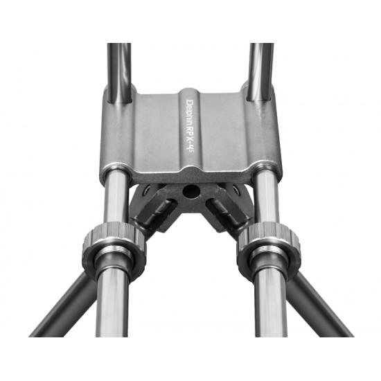 Rodpod Delphin RPX 4 Silver pre 3 prúty