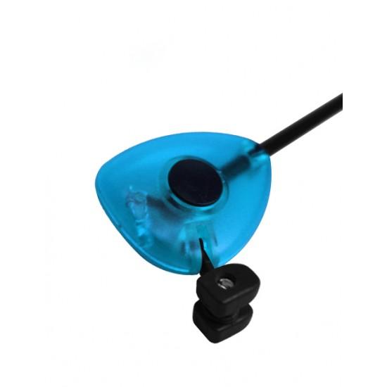 Signalizátor záberu Delphin SKIPER žltý