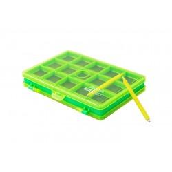 Magnetická krabička Delphin MAGBOX 12,5x8x2cm