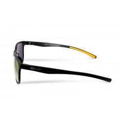 Polarizačné okuliare Delphin SG BLACK oranžové sklá