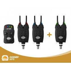 Delphin Optimo 2+1 + zelený alarm grátis
