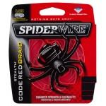 Šnúra Spiderwire Červená 110m