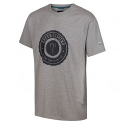 Tričko s krátkym rukávom Greys Heritage Grey
