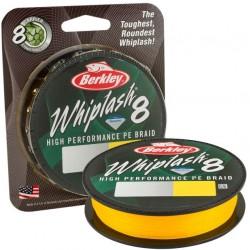Šnúra Berkley Whiplash 8 Yellow 150m