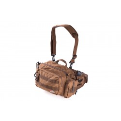 Ľadvinka Abui Garcia Hip Bag Large 2 Coyote Brown