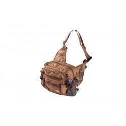Taška Abu Garcia Cross Body Bag 2 Coyote Brown