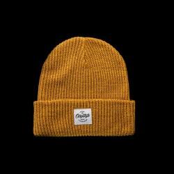 Zimná Čipka Carpstyle Yellow Beanie