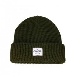 Zimná Čipka Carpstyle Green Forest Beanie