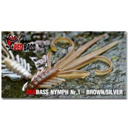 REDBASS Nymfa Brown/S