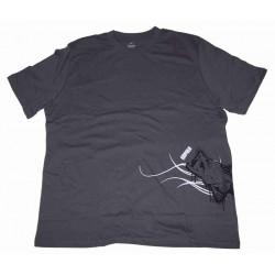 Rapala T-Shirt Fish Bones Gray