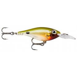 Rapala Ultra Light Shad GDAU (Glass Dot Ayu)