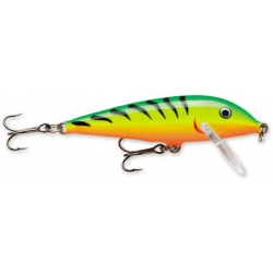 Rapala Count Down FT (Fire Tiger)
