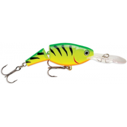 Rapala Jointed Shad Rap FT (Fire Tiger)